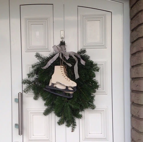 Weihnachtsdeko via Dekupiersäge