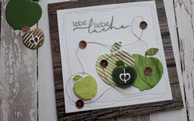 Grüne Äpfelchen