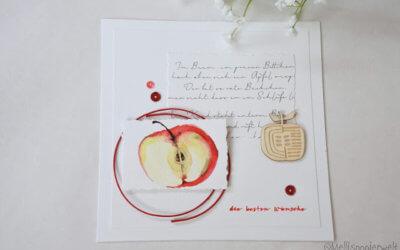 Apfelliebe….