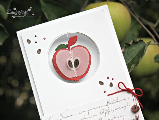 A apple a day…