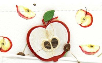Schlafender Apfel