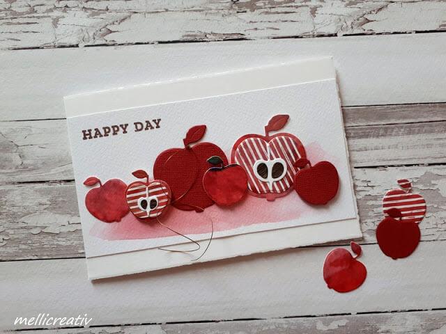 Äpfelchen rot