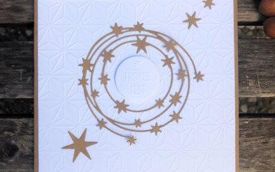 Sternentraum oder im Prägefolderhimmel