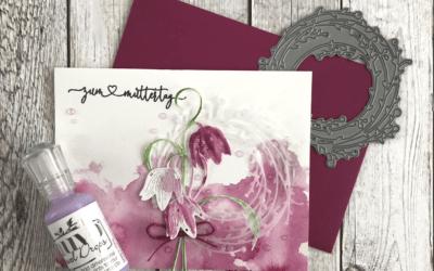 Schachbrettblume zum Muttertag