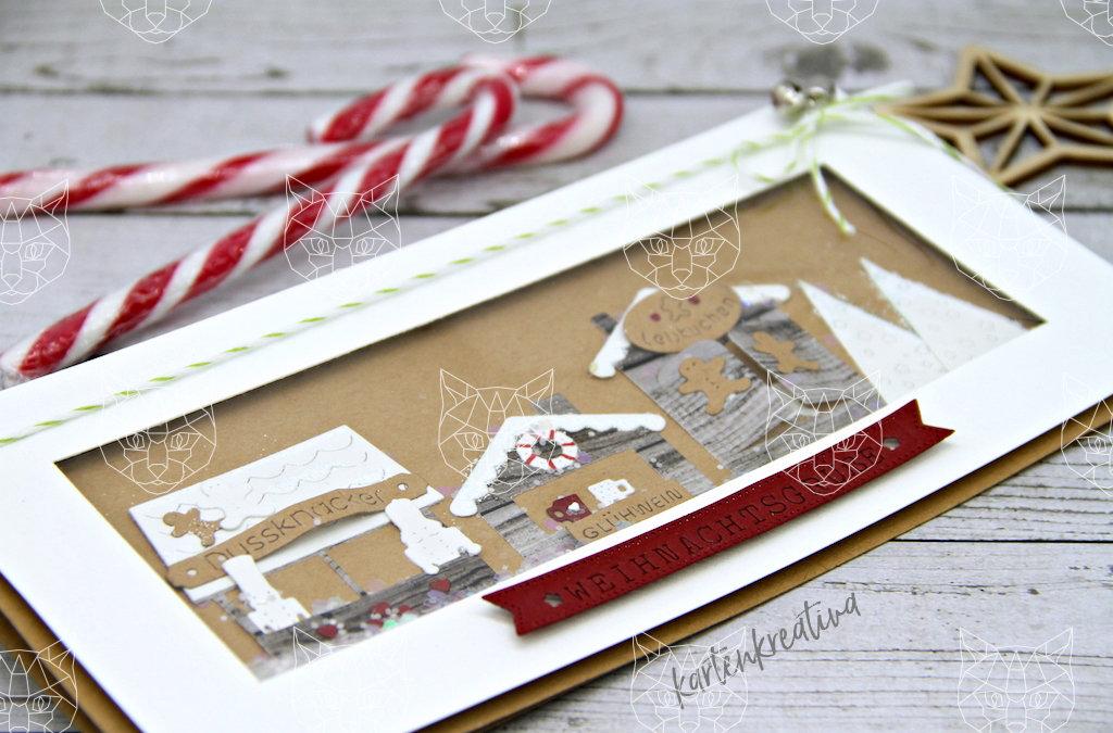 Weihnachtsmarkt – Schüttelkarte