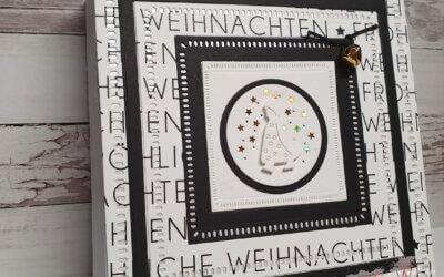 Geschenkebox Black and White