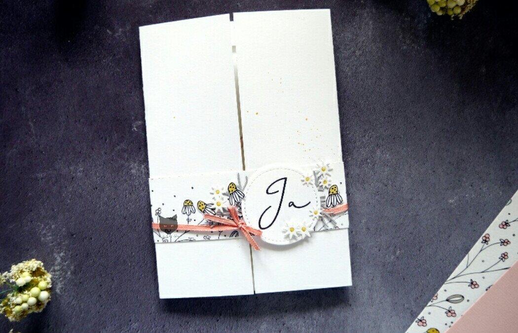Margeriten Hochzeit