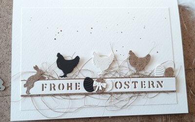 Mix & Match Frohe Ostern